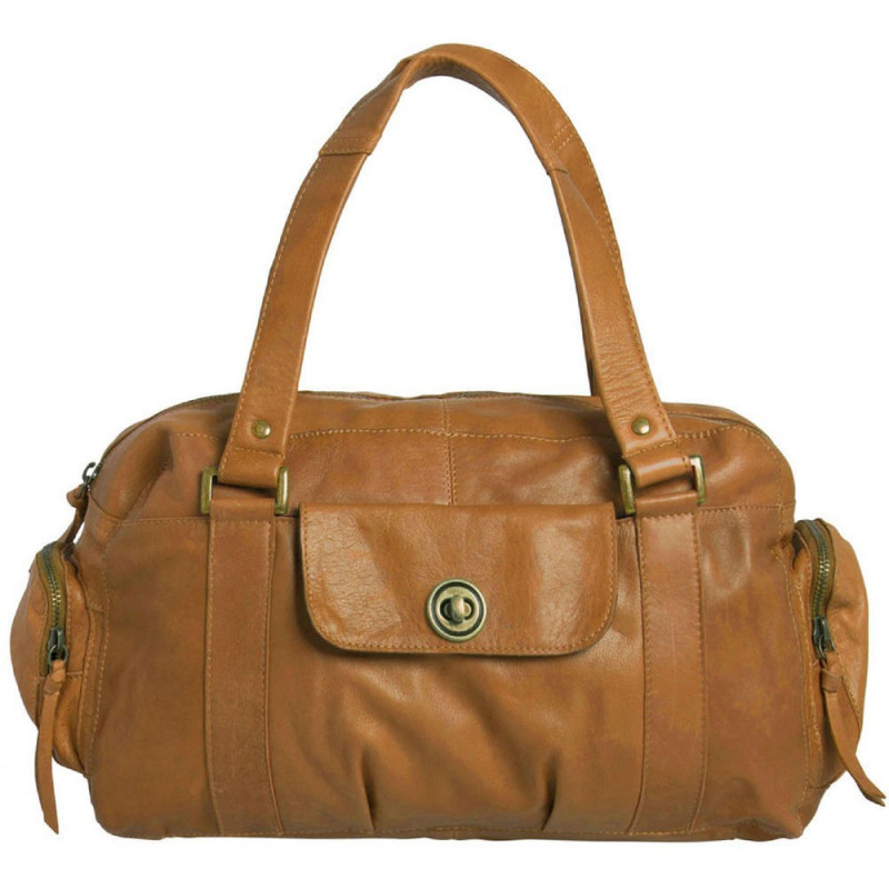 Sac bowling en cuir Pieces Totally Royal