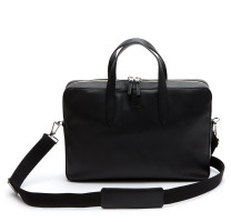 Porte ordinateur L.12.12 cuir business en cuir