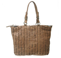 Sac shopping cuir tressé Biba California CAL1L