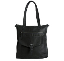 Grand tote bag cuir Pieces 17085469
