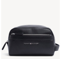 Trousse de toilette similicuir Tommy Hilfiger Downtown AM0AM04577