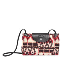 Sac porté travers Longchamp Le Pliage Ikat L1061649