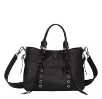 Sac à main Longchamp 3D Rock L1115970001 Noir