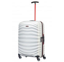 Valise 69cm Lite-Shock Sport Samsonite 105264-7094 Off White / Red