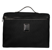 Porte-documents homme toile Longchamp Boxford L2182080001 Noir