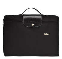 Porte-documents toile Longchamp Le Pliage Club L2182619001 Noir