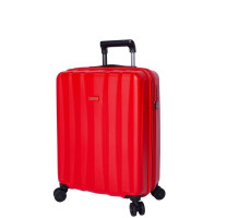 Valise cabine Jump 55cm Tanoma Extensible 3198EX Rouge