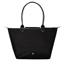 Sac tote bag L Longchamp Le Pliage Club L1899619P22 Noir vue de dos